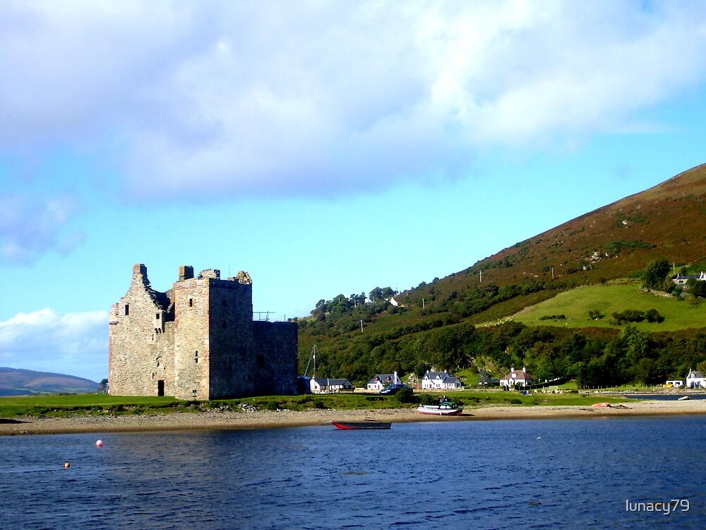 Lochranza Castle by lunacy79