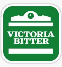 victoria bitter Sticker