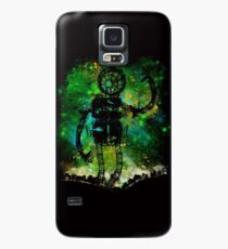 mad robot Case/Skin for Samsung Galaxy
