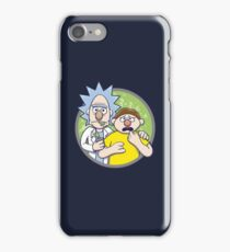 Brickt and Mortie iPhone Case/Skin