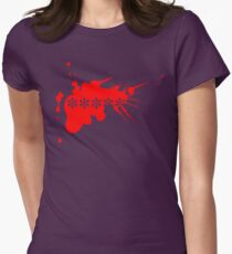 Futaba's shirt - Persona 5  Womens Fitted T-Shirt