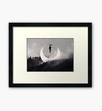 Chasing the Light Framed Print