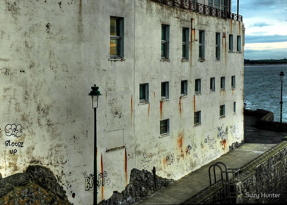 'Alcatraz'- Weston Super Mare by Suzy Hunter