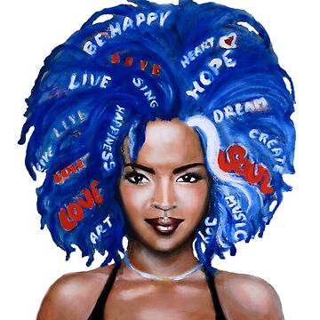 Lauryn Hill – Greatest of All Time Collection – Timeless MC's by portraitbyflora