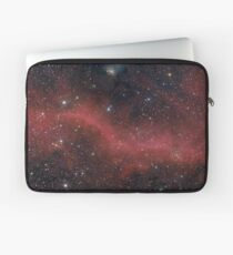 Pink Galaxy Laptop Sleeve