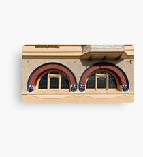 1622 Windows Canvas Print