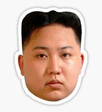 Mini Kim Jong-Un Sticker