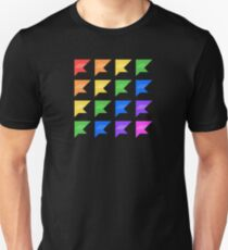 Friendly Rainbow Unisex T-Shirt