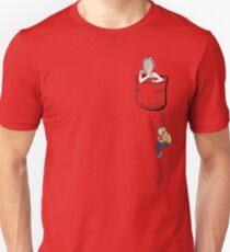 Rick!! Help!!! Unisex T-Shirt