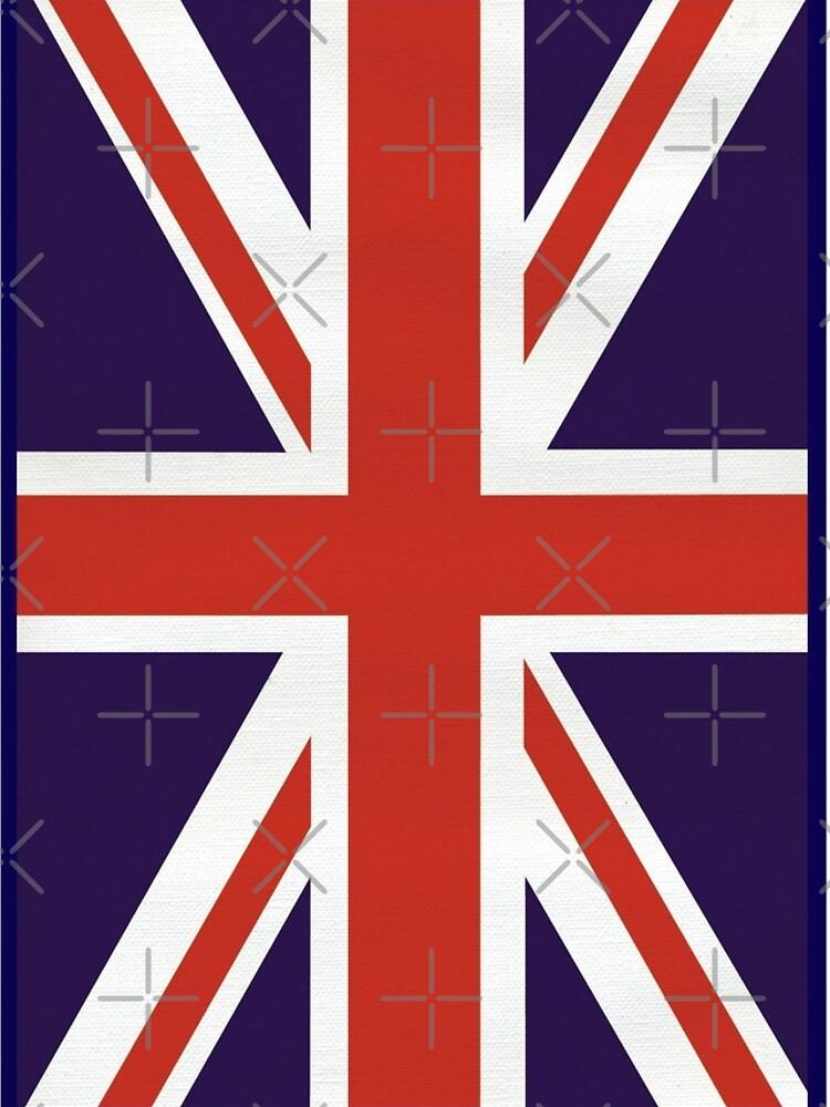 Bandera de Union Jack de emilysmithart