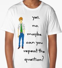 Teenage Attention Span Long T-Shirt