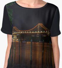 Story Bridge Chiffon Top