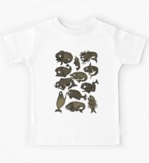 Sea Monster assorted Kids Clothes