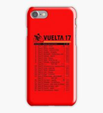 Vuelta a Espana 2017 iPhone Case/Skin