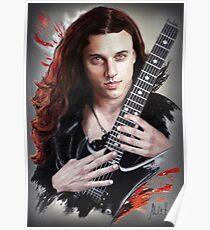 Chuck Schuldiner Poster