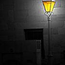 The Orange Light District by Jen Waltmon