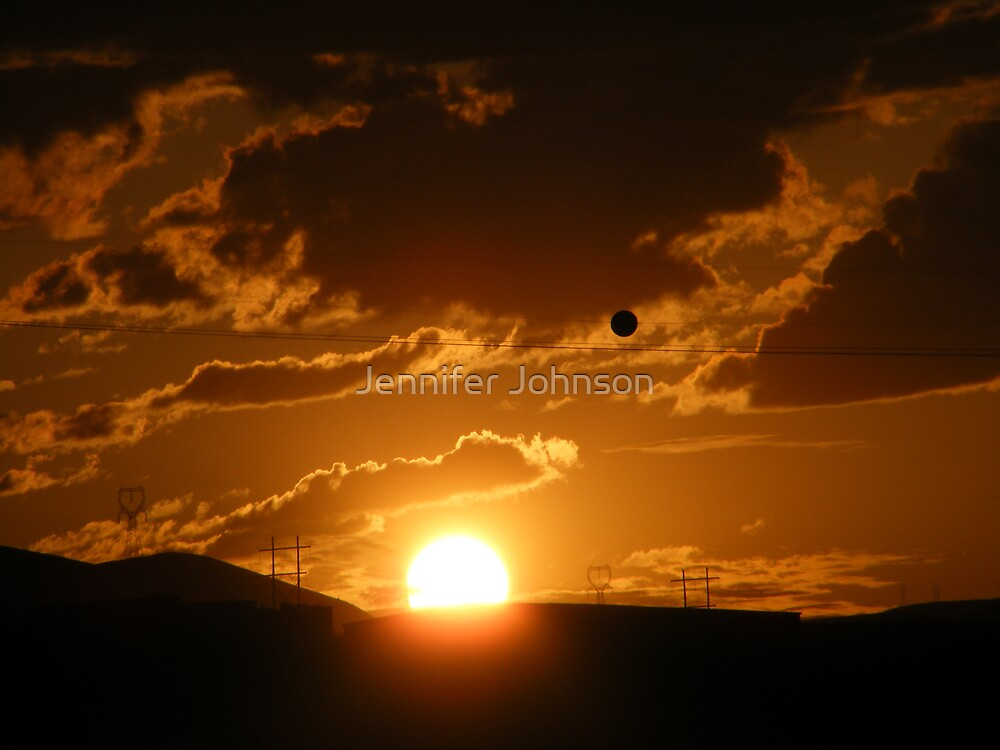 Sunrise by Jennifer Johnson