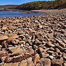 0102 Stony beach - Mimosa Rocks by Hans Kawitzki