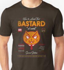 Avoid That Bastard at Work Magazine Unisex T-Shirt
