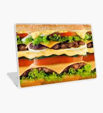Burger Me! Laptop Skin