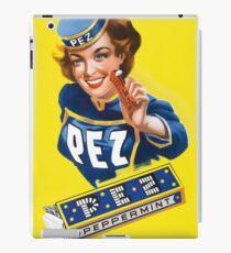 Vintage Pez Ad iPad Case/Skin