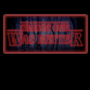Stranger Things : Season 2 by WonkyRobot