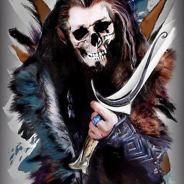 Thorin  by MelannieD