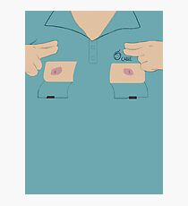South park Cable Company rubbing nipples Photographic Print