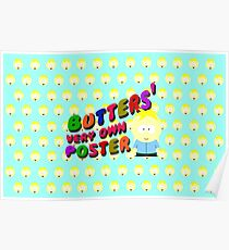Butters very own poster - South park Poster