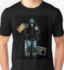 e-dubble - Freestyle Friday Album Art Unisex T-Shirt