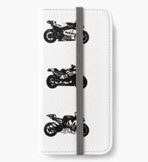 MotoGP 2017 Bikes Étui portefeuille/coque/skin iPhone