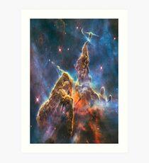 Lámina artística Galaxy Mystic
