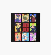 JoJo's Bizarre Adventure - Heroes Art Board