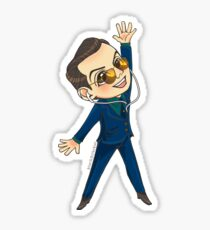 Smol Jim Sticker