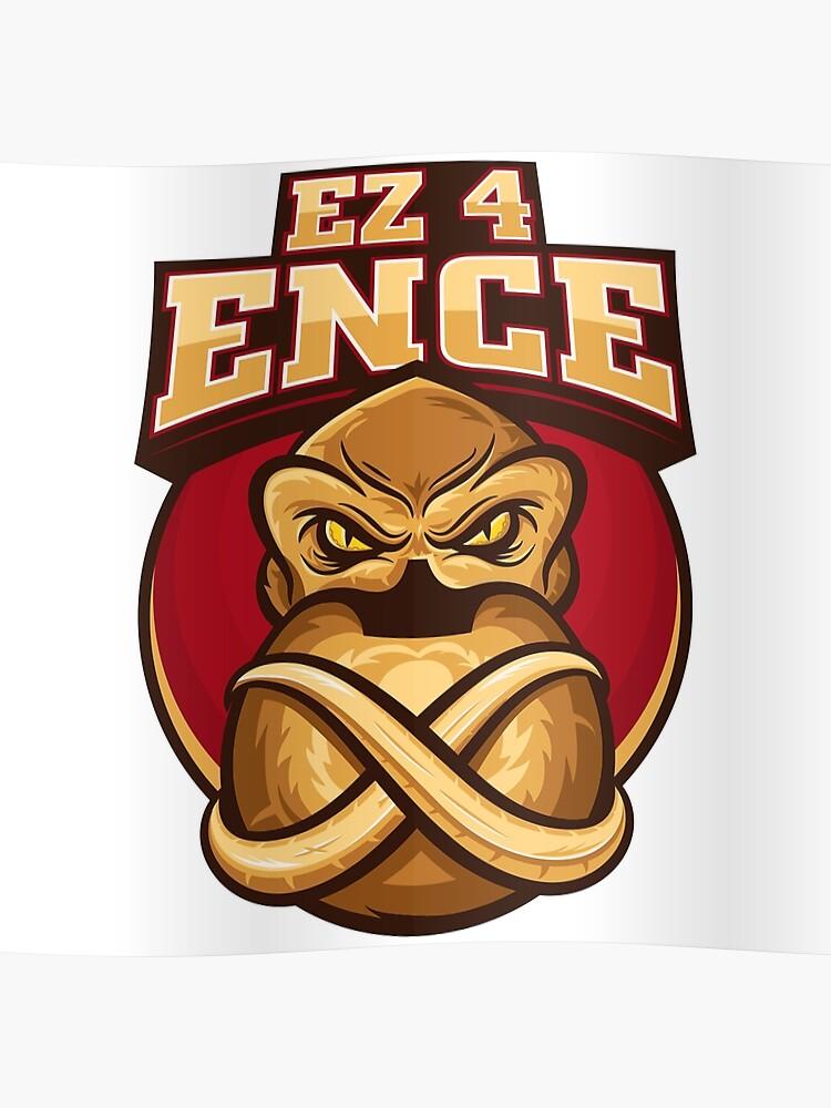 Ez4ence Csgo Poster By Entrykill Redbubble