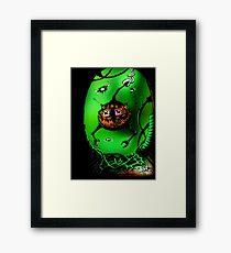 Pumpkin's Revenge Framed Print