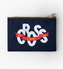 Cross the finish line Studio Pouch