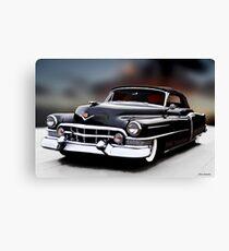 1951 Cadillac Series 62 Convertible II Canvas Print