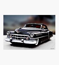 1951 Cadillac Series 62 Convertible II Photographic Print