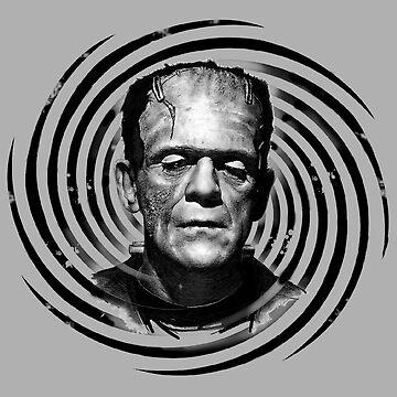 Classic Frankenstein by Karapuz