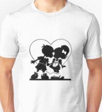 First Kiss Unisex T-Shirt