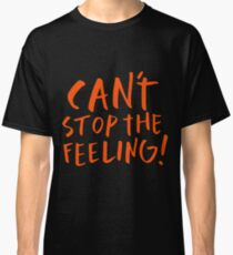 Justin Timberlake - Can't stop the feeling Classic T-Shirt
