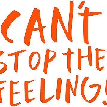 Justin Timberlake - Can't stop the feeling by retropopdisco
