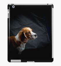 Beagle portrait iPad Case/Skin