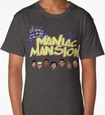 Gaming [C64] -  Maniac Mansion Long T-Shirt