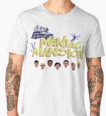 Gaming [C64] -  Maniac Mansion Men's Premium T-Shirt
