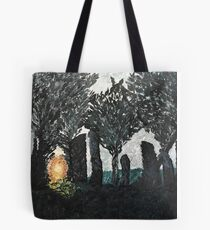 Through the Stones Tote Bag