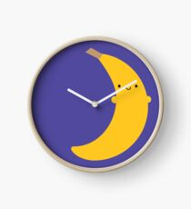 Kawaii Banana Clock
