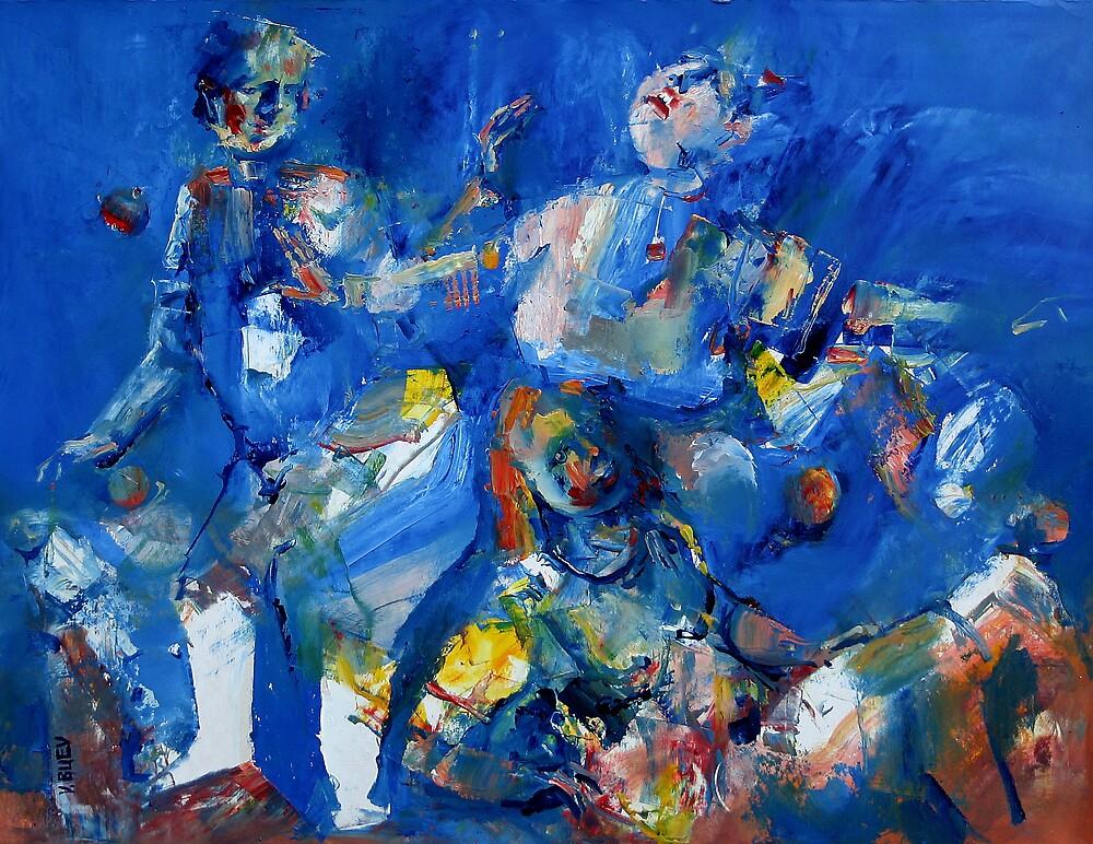 party 2 by Valeriu Buev