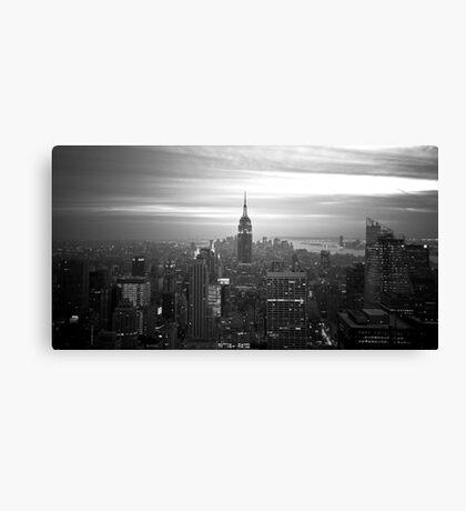 New York (h) Canvas Print